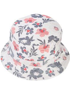 шляпа-панама с цветочным узором Thom Browne