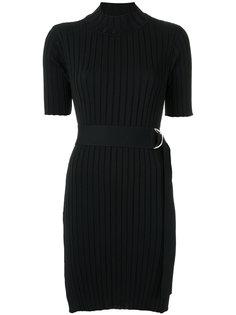 knit dress Egrey