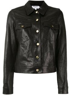 куртка на кнопках Frame Denim