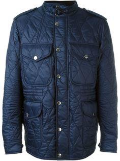 стеганая куртка  Burberry