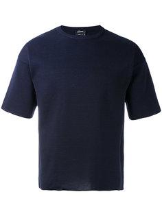 футболка с короткими рукавами Jil Sander