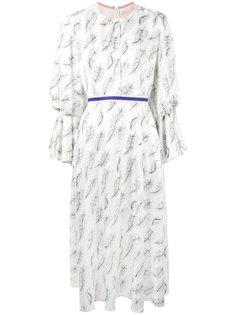 платье Ophelia  Roksanda