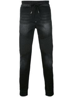 узкие джинсы Philipp Plein