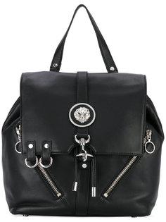 декорирвоанный рюкзак Versus
