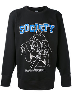 Society printed sweatshirt KTZ