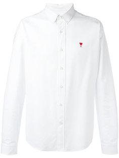 рубашка с логотипом  Ami Alexandre Mattiussi