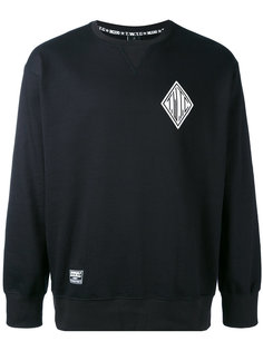 logo patch sweatshirt KTZ