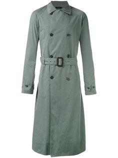 двубортное пальто Marseille  Jil Sander