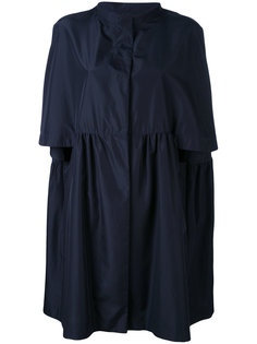 cropped sleeves coat Gianluca Capannolo