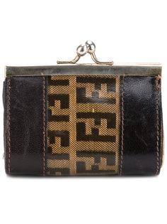 monogram wallet  Fendi Vintage