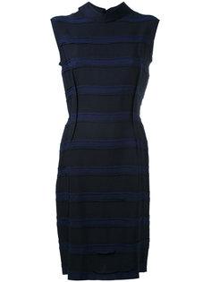 приталенное платье Lanvin Vintage
