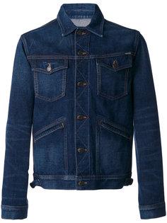 джинсовая куртка с карманами Tom Ford