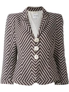 fitted blazer  Giorgio Armani Vintage