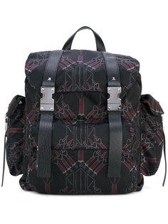 рюкзак с принтом Valentino