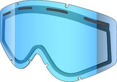 Допоплнительная линза для маски двойная Shred для Soaza 56% Clear Blue