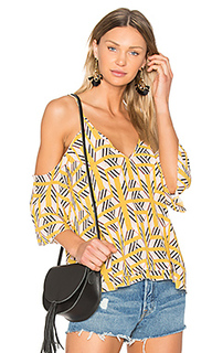 Cold shoulder swing top - ROI