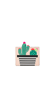 Держатель карт cactus - kate spade new york