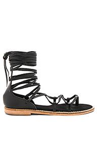 Pave sandal - JAGGAR