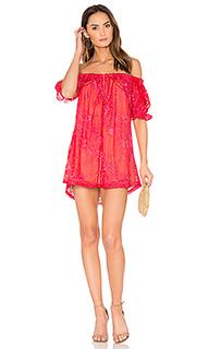 Платье со спущенными плечами renee - Winona Australia