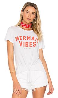 Футболка mermaid vibes mahalo - Spiritual Gangster
