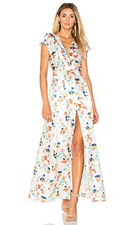 Платье с запахом sid - Tularosa