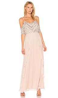 Вечернее платье irene - Parker Black
