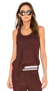 Shrunken shirttail tank - Wilt