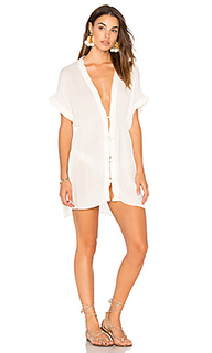 Белое платье fuji - Vix Swimwear