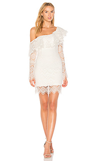 Antique lace dress - NICHOLAS