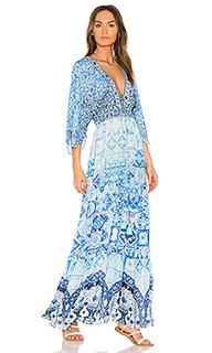 Макси платье ceramic - HEMANT AND NANDITA