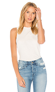 Slub mock neck tank - rag & bone/JEAN