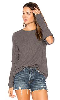 Briggs slit sweatshirt - Michael Lauren