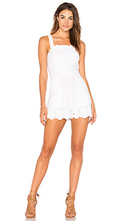 Lace overall romper - BCBGeneration