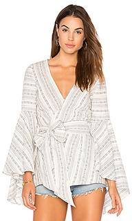 Блузка с запахом sharona - Shona Joy