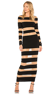 Spliced dress - Norma Kamali