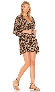 Платье в цветочек tulsi - Zimmermann