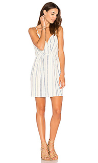 Surplice drape front dress - BCBGeneration