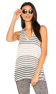 Bring it ombre striped racer tank - Beyond Yoga