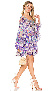 A line frill dress - Camilla