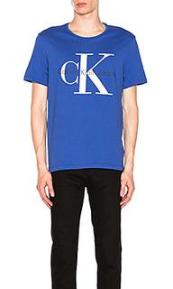 Футболка с логотипом reissue - Calvin Klein