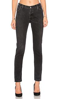 Прямые узкие джинсы - RE/DONE