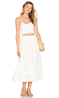 Платье jenna - LoveShackFancy