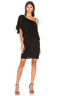 Платье с одним плечом stella - Ella Moss