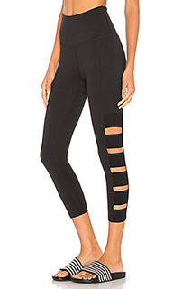 Wide band stacked legging - Beyond Yoga