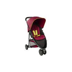 Прогулочная коляска Evo Mini, Graco, Berry бордовый