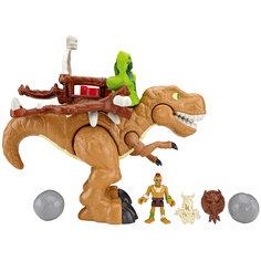 Игровой набор Т-Рекс, Imaginext, Fisher Price Mattel