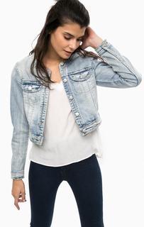 Укороченная джинсовая куртка Vero Moda