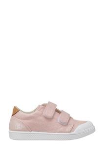 Текстильные кеды Shine Pink 10 IS