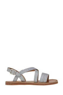 Кожаные сандалии Plagette Lagon POM Dapi