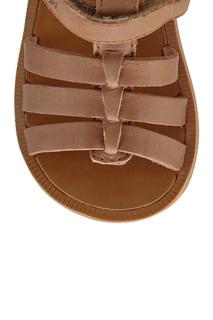 Кожаные сандалии Poppy Strap POM Dapi